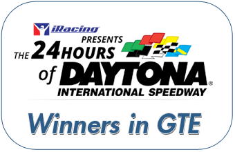 iRacing Daytona 24 hours Winners
