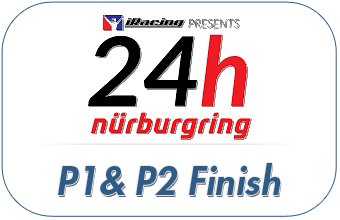 iRacing Nürburgring 24 hours Winners